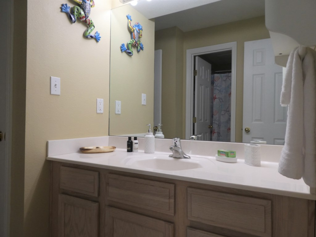 Personal Size Amenities