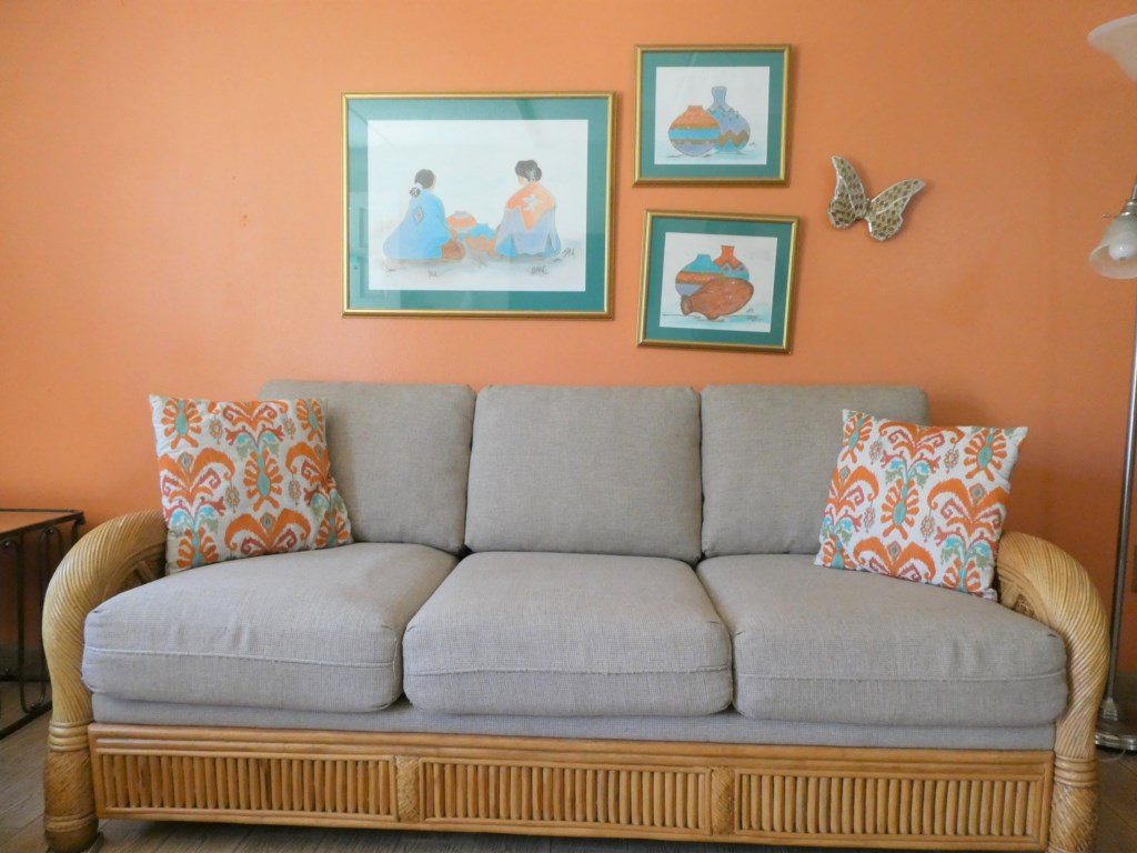 Pull Out Queen Sofa Bed