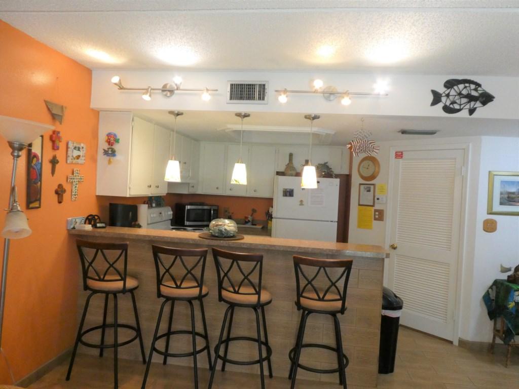 Dining area @ Bar