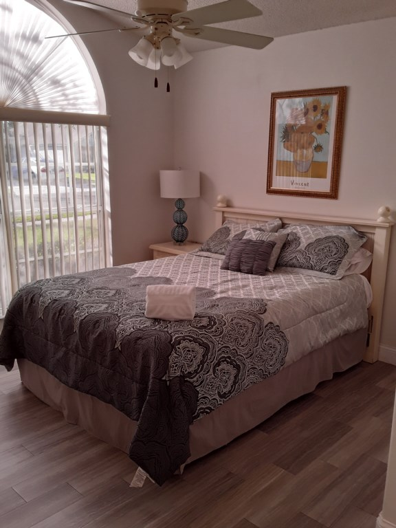 Third bedroom with ensuite
