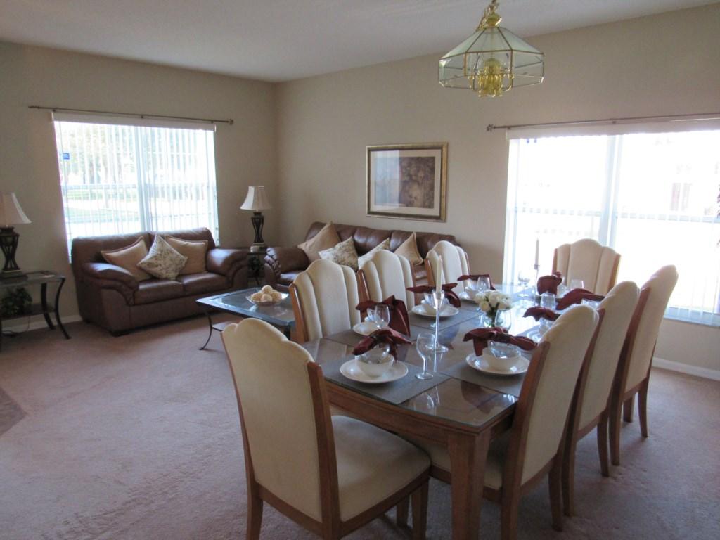 Formal Dining Room/Entry Sitting Room
