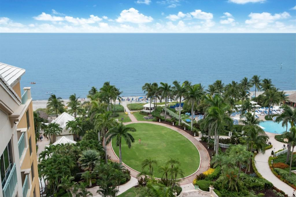 Enjoy Our Stunning Beachfront Views