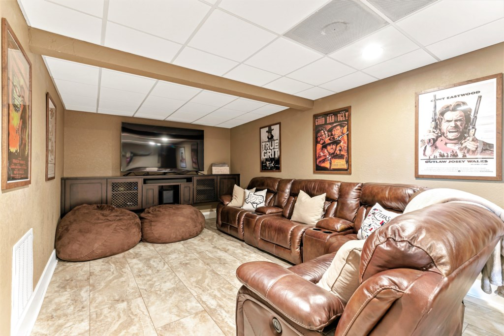 Theater Room Photo 2 of 2