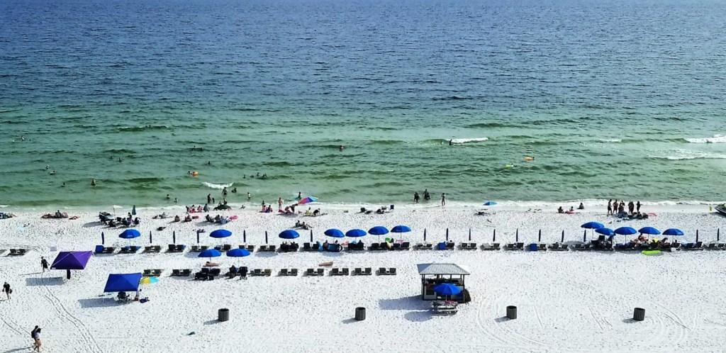 Amazing White Sand Beach to Enjoy!