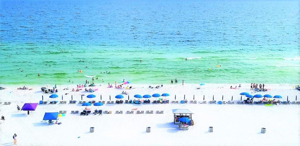 Beautiful Beaches-The Summit