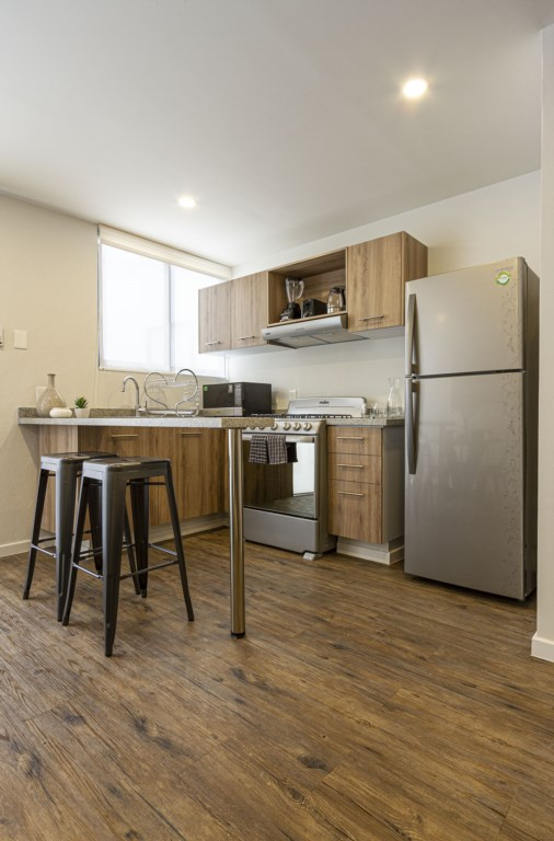 Kitchen full equipped for your comfort