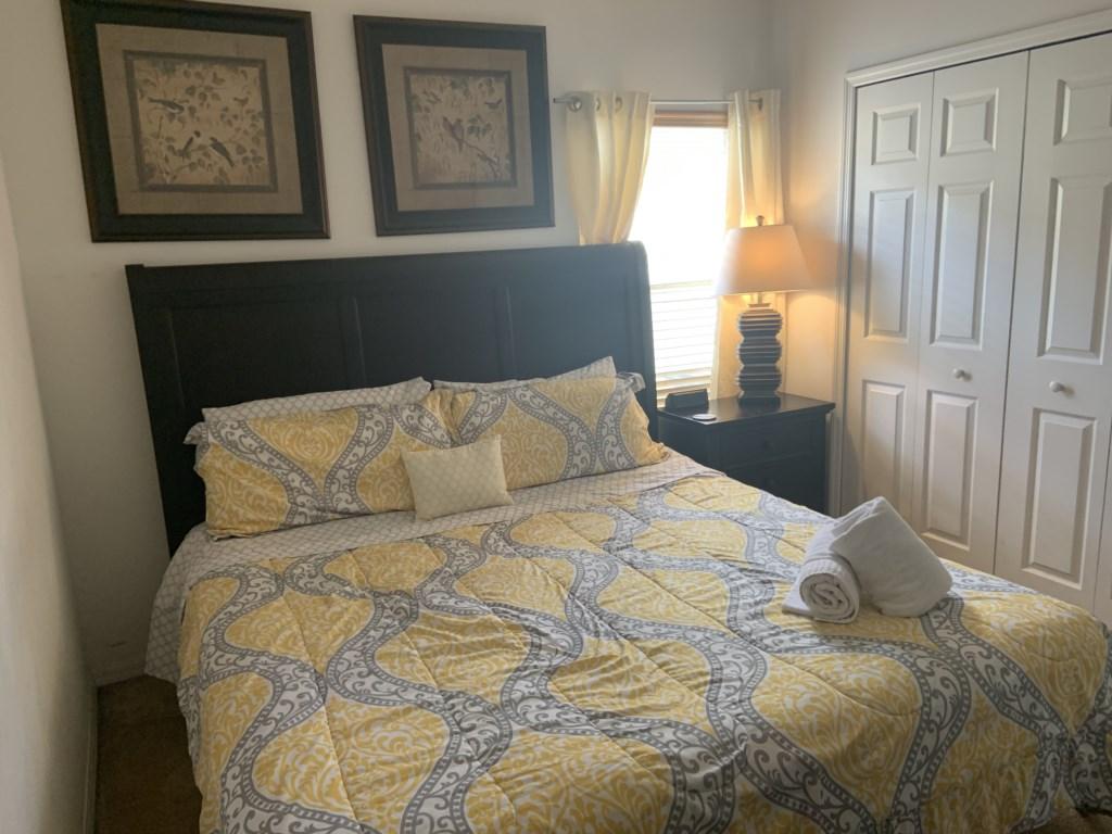 Ground level floor king bedroom 1