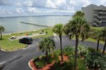 Beautiful views of Pensacola Bay
