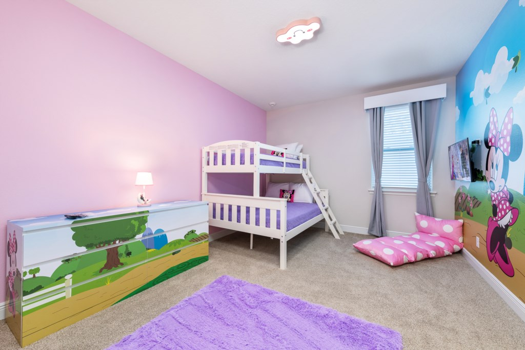 MinnieThemedBedroom