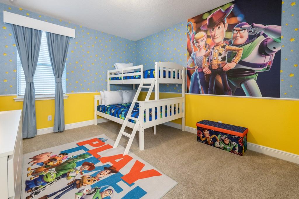 ToyStoryThemedBedroom