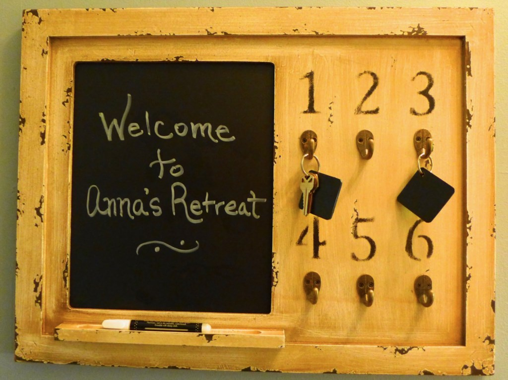 Welcome to Anna's Retreat, in one of St. Louis' finest historic neighborhoods.