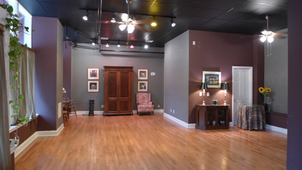 Another view of main room
