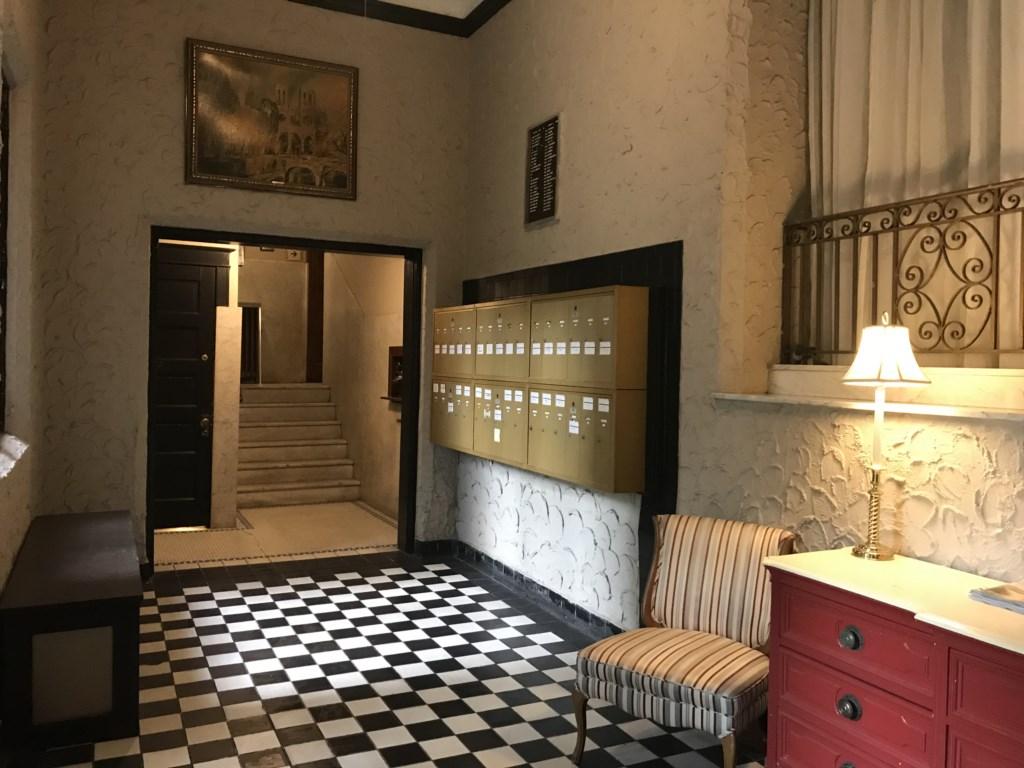 Lobby of the Cambridge
