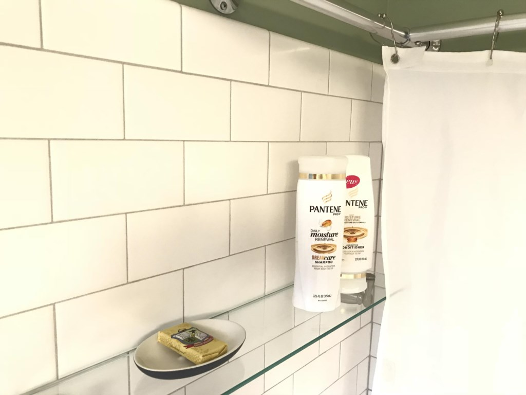 Shampoo, conditioner and soap