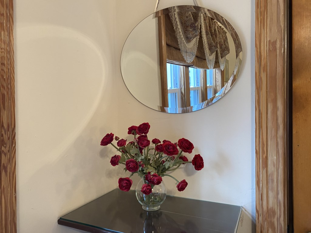 Beauty coexists with utility throughout the Shaw Guest Suite.