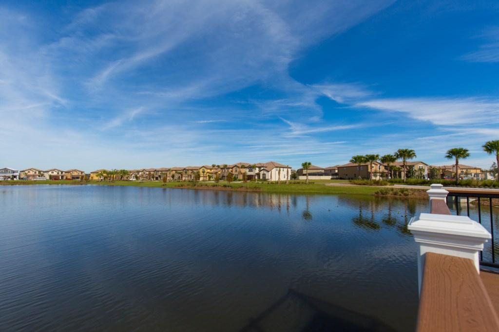 Windsor at Westside lake view