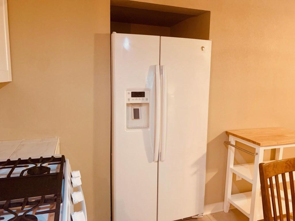 Full Size Refridgerator