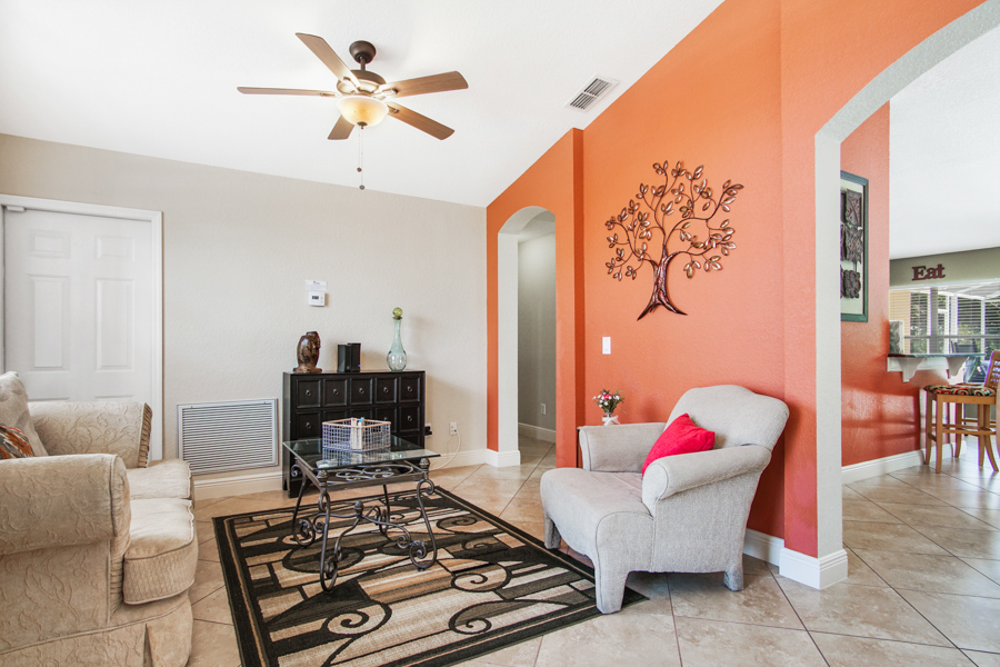 Entryway Living Space