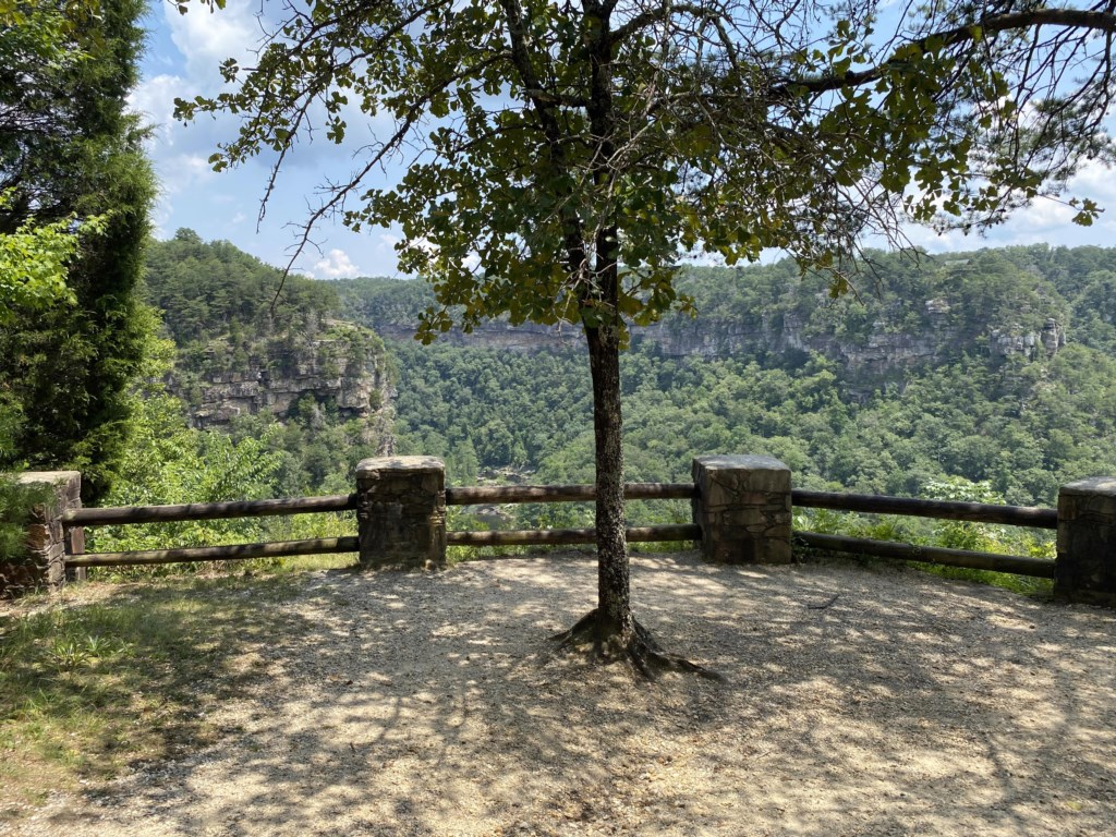 Little River Canyon overlook