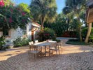 courtyard dining area, pool and guest casa.jpg