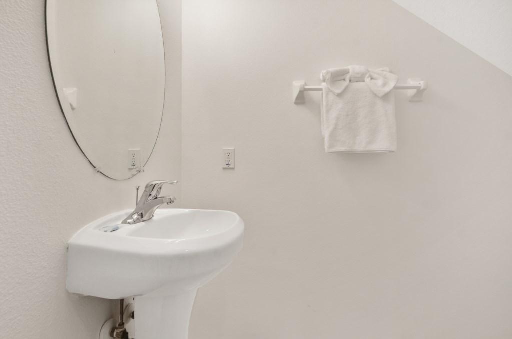 Half Bathroom - Interior Home