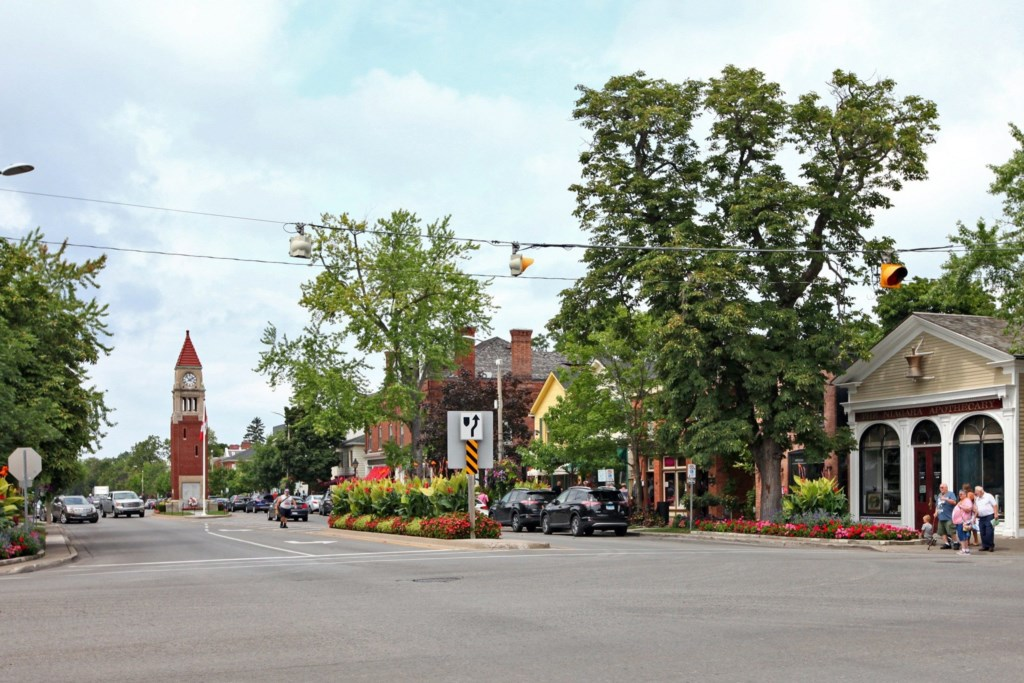 Queen Street - Niagara-on-the-Lake