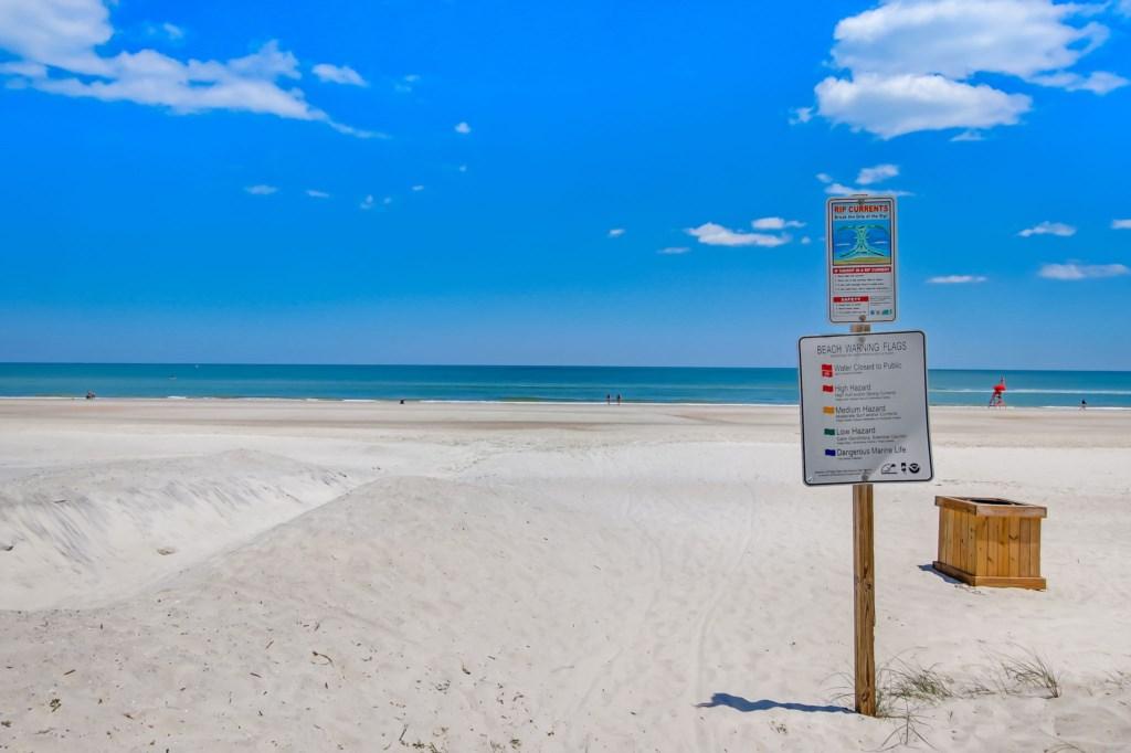 Warm Sand Awaits