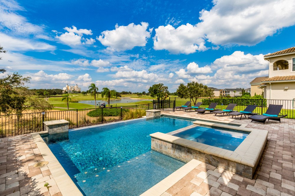 Luxury Private Reunion Resort Home - Best View!