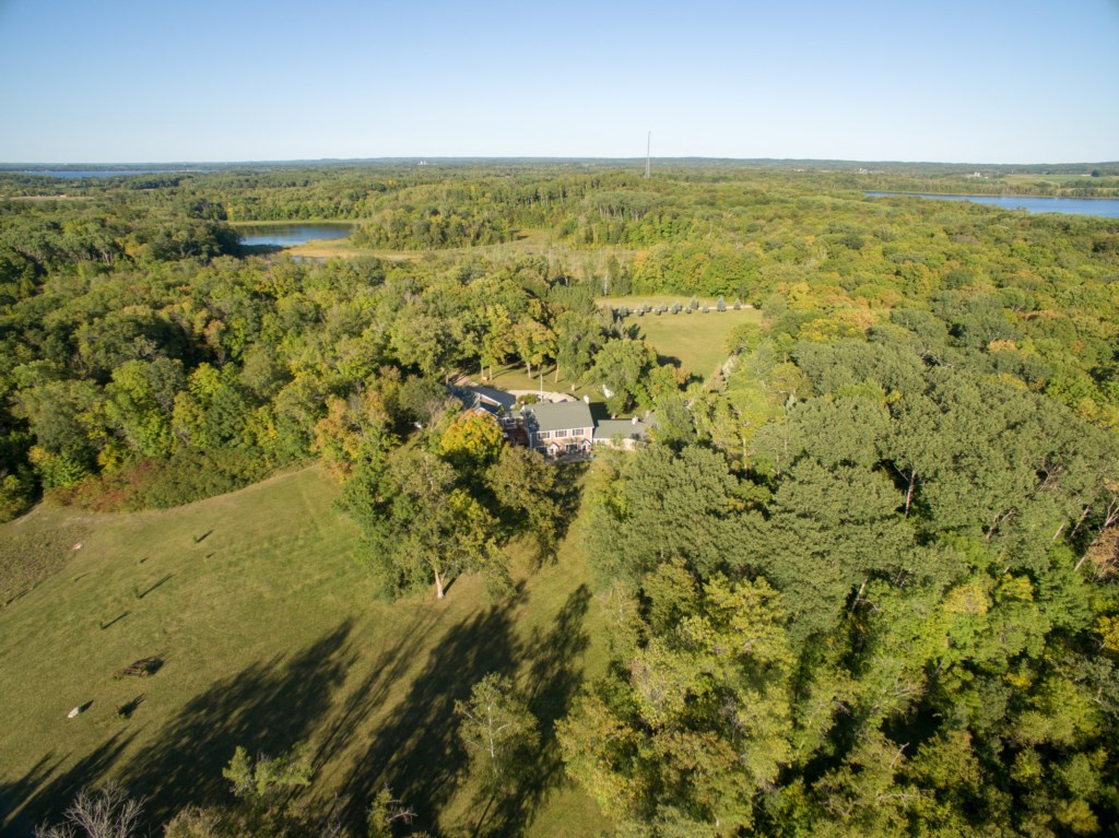 47 acres of remarkable woods, beach, and walking trails.