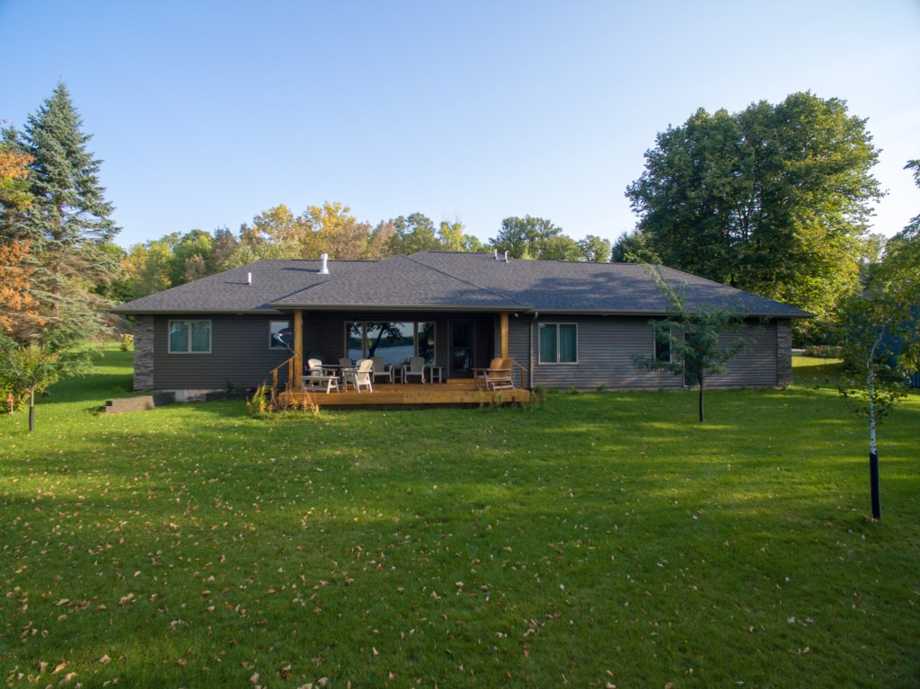 Perham this property is a great option for a summer/fall or Winter vacation.