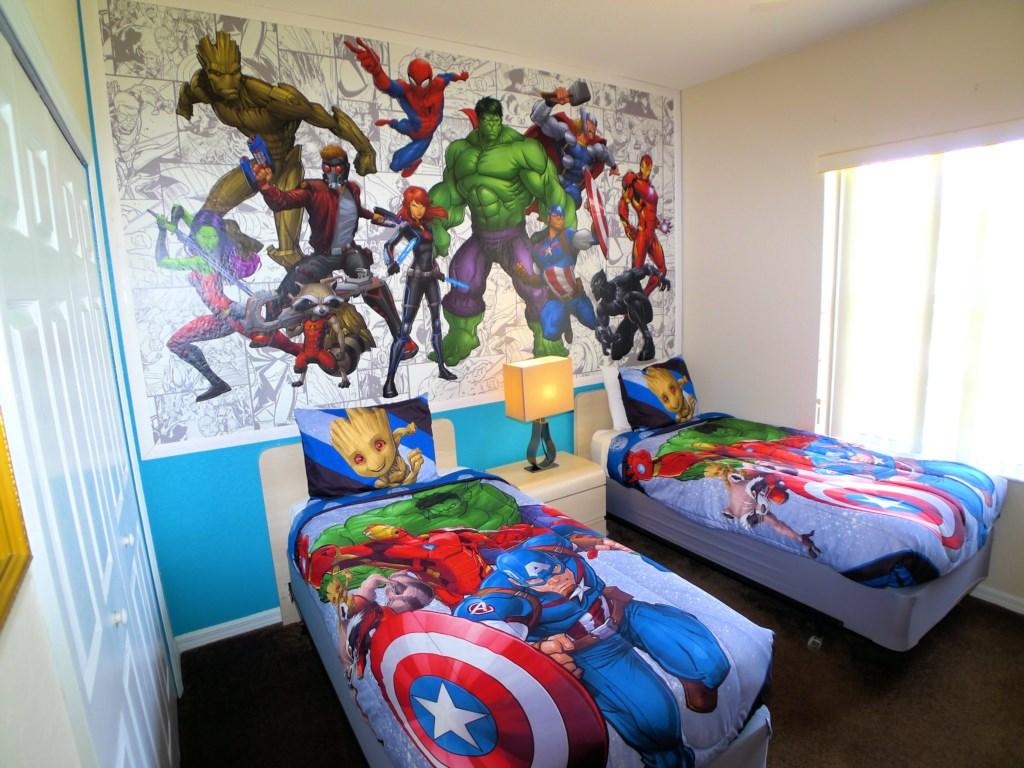 Sleeps 10 Guests in Ultimate Comfort