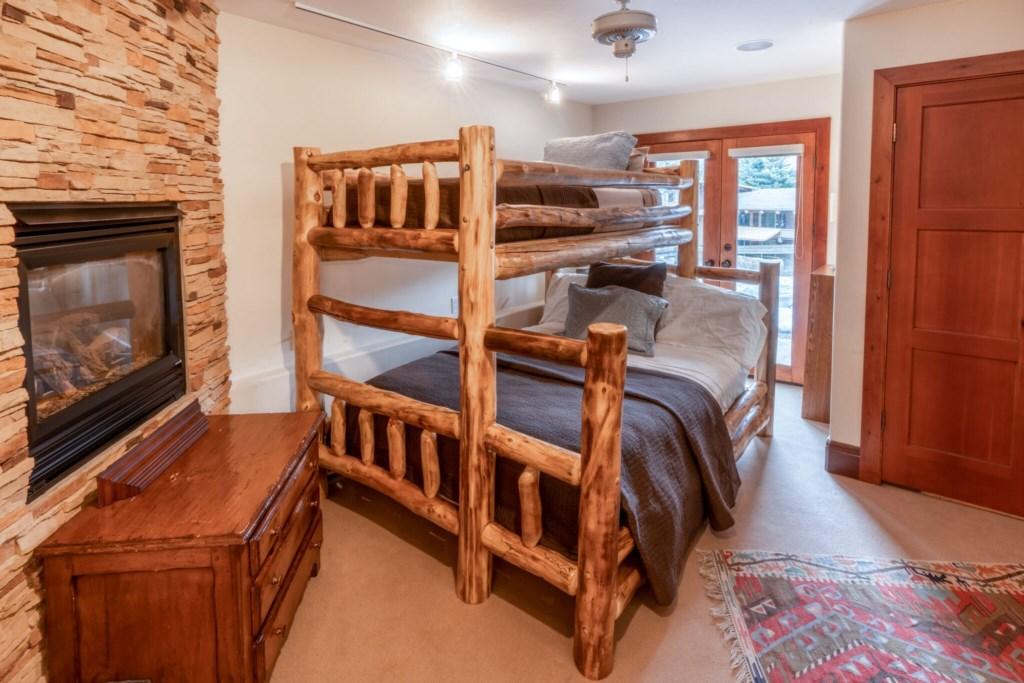Guest Bunk Bedroom