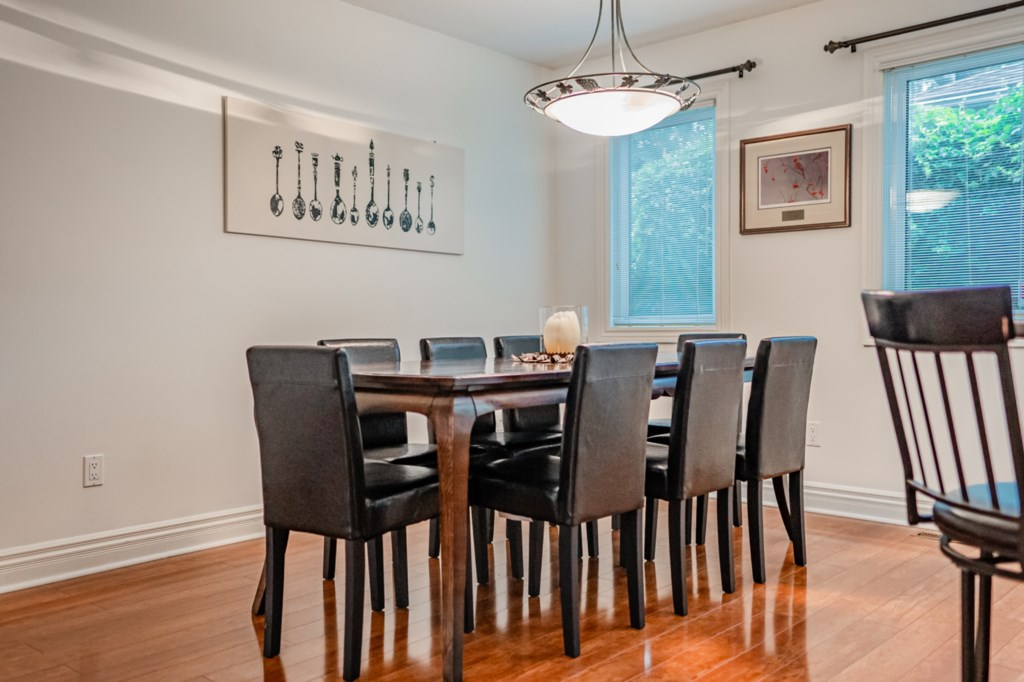 Dining room - Five Point Cottage - Niagara-on-the-Lake