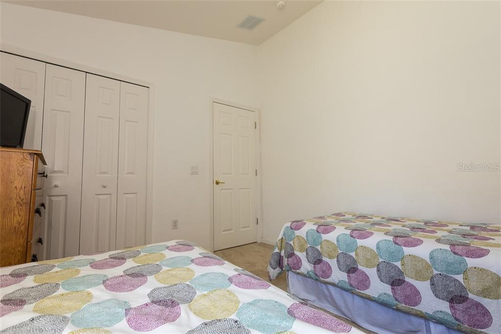 2nd Twin Room with Flat Screen TV