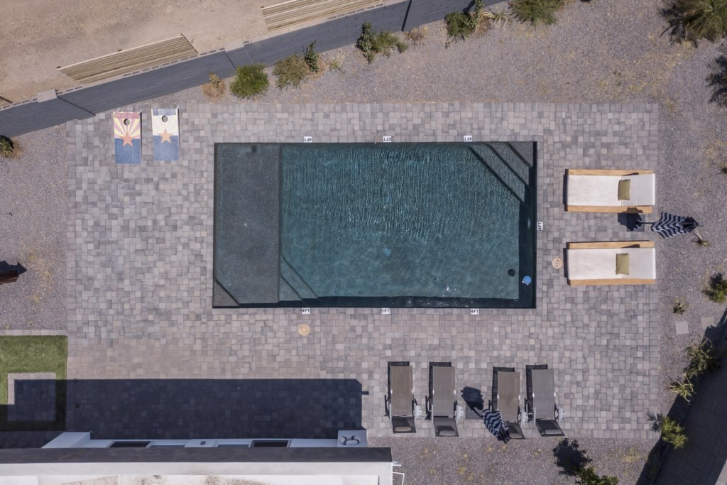Amazing pools!