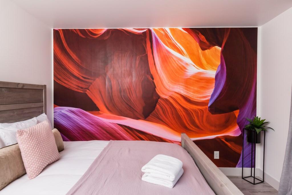 Cool AZ inspired murals