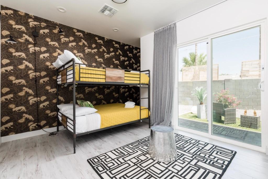 4th bedroom has en-suite bathroom