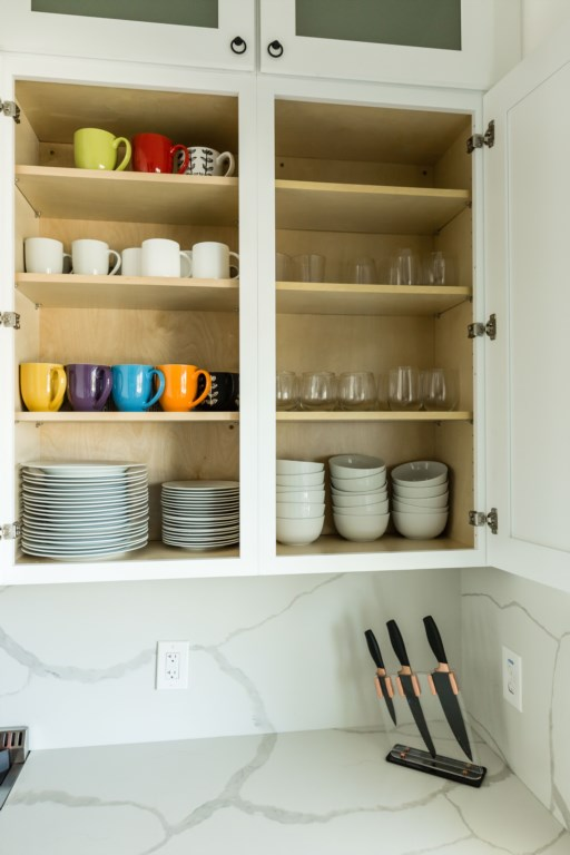 The home is stocked with everything you could need!