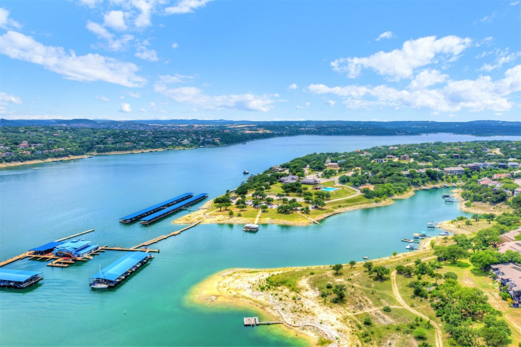Aerial View of Lake Travis Photo 5 of 6