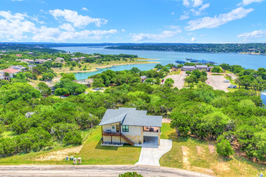 Aerial View of Lake Travis Photo 6 of 6