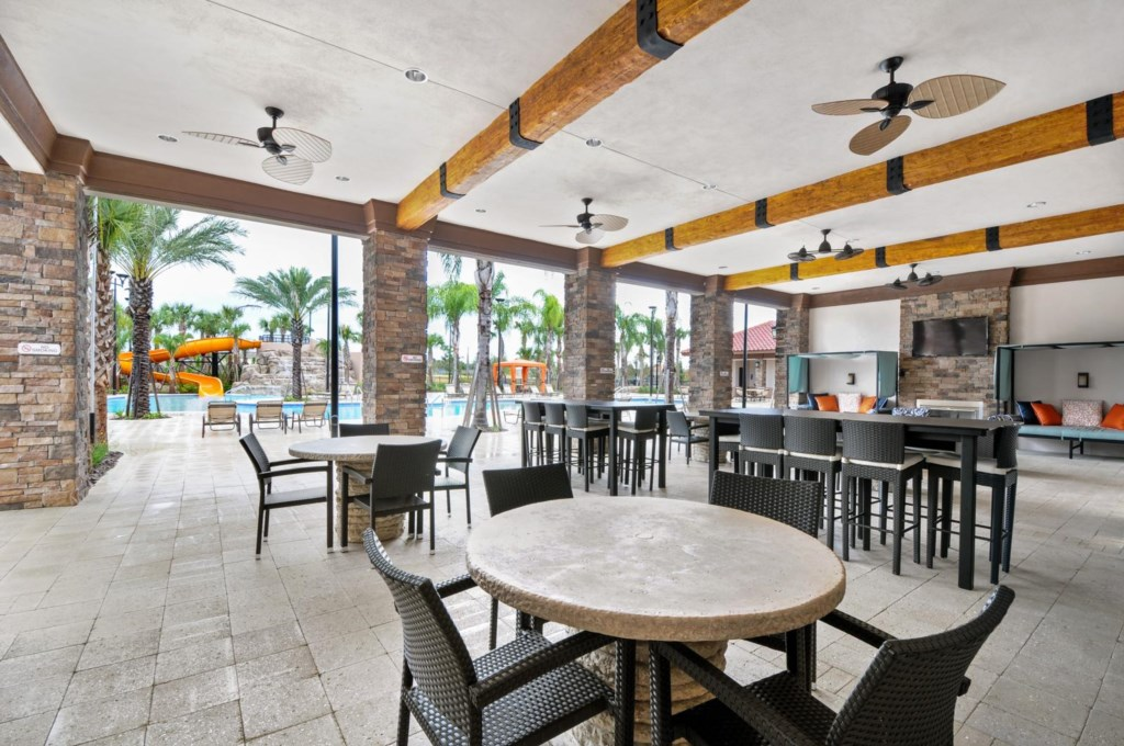 Solterra Outdoor Seating