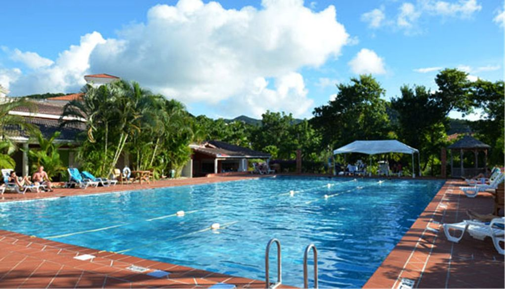 Jolly Harbour Pool