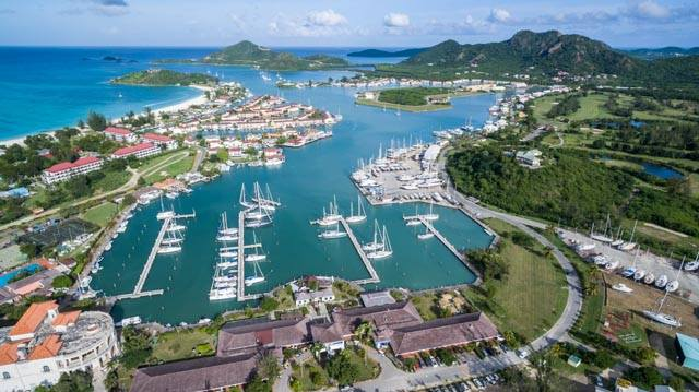 Jolly Harbour Marina and Restaurants