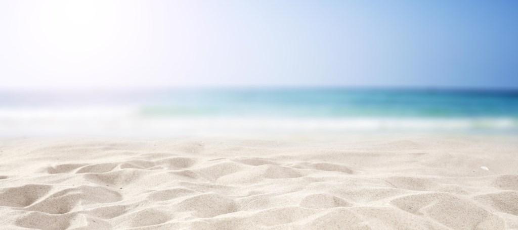 Awaken your senses with a walk along the Beach