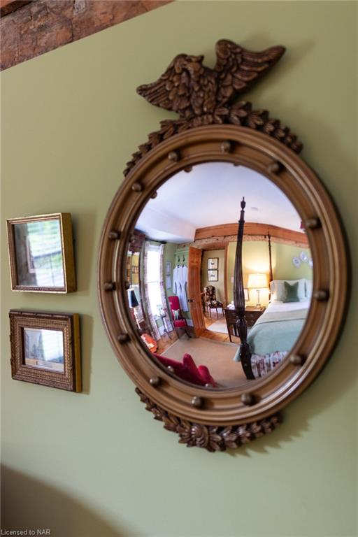 The Green Room - Butler House Vacation Rental - Niagara-on-the-Lake
