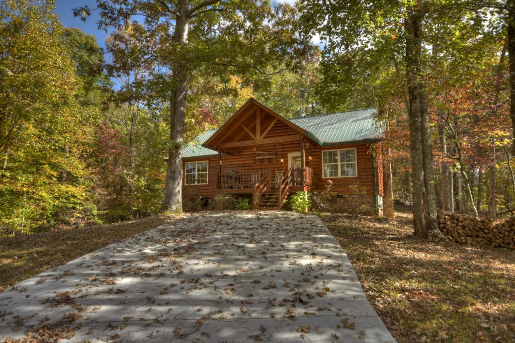 Cambell's Cozy Cabin in the woods!