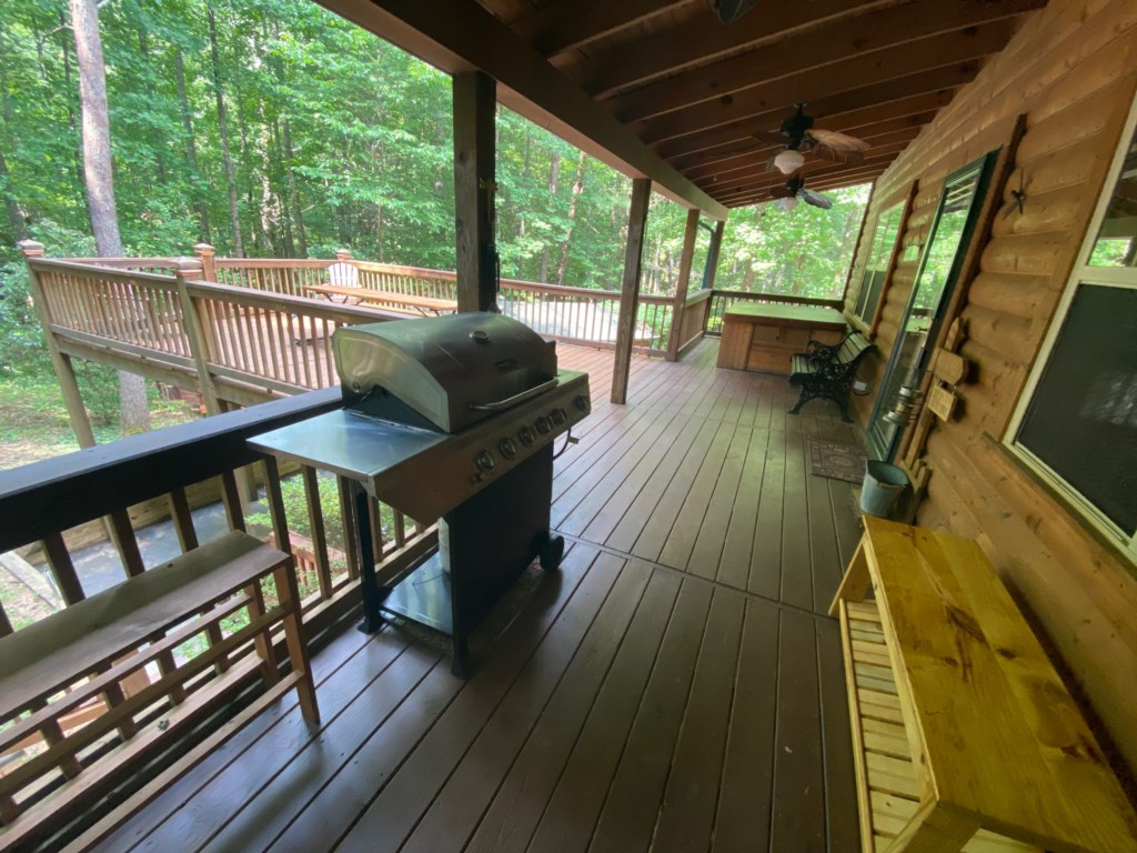 Make the most of outdoor living and your outdoor grill