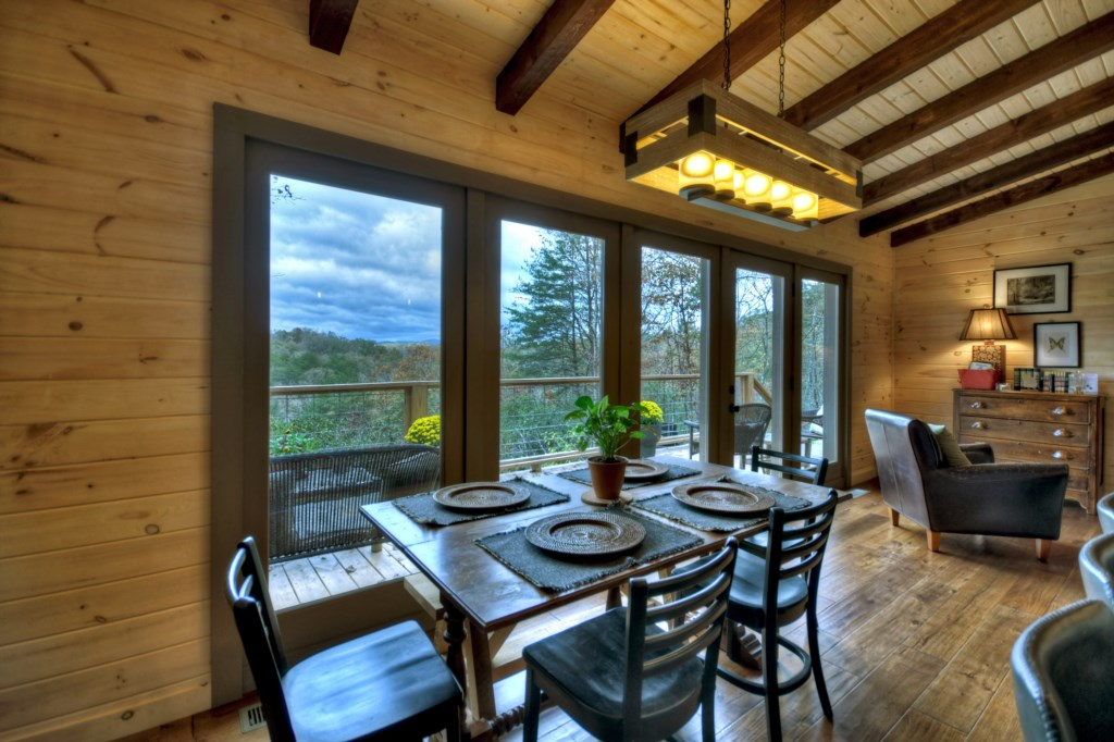 Indoor outdoor living at its best with a magnificant view