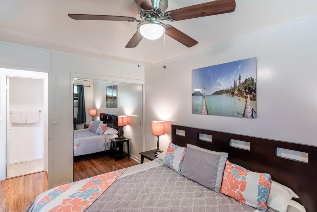 Hawaiian Themed Rooms