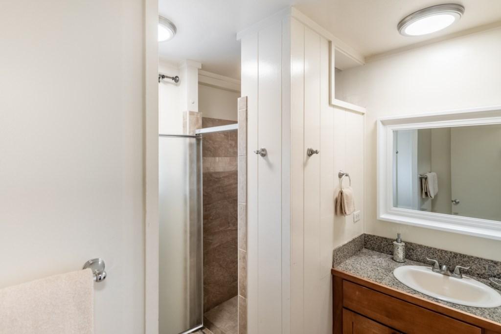 One Bedroom One Bathroom Home